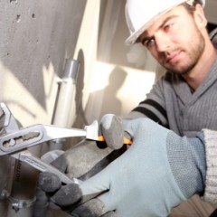 Lucrator instalator in constructii